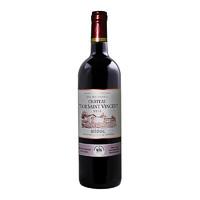 图萨维特城堡 梅多克产区 2011红葡萄酒红酒 13.5%vol 750ml