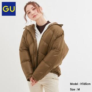 GU 极优 319068 女士棉服外套