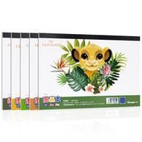 GuangBo 广博 IQT14403-DS5 图画本 5本装 *17件