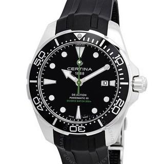 CERTINA 雪铁纳 DS Diver C032.407.17.051.00 男士机械腕表