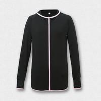 京东京造 J.ZAO 女士运动长袖拉链衫  *3件
