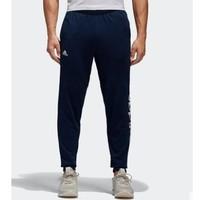 adidas 阿迪達斯 運動型格 BQ9090 男士長褲