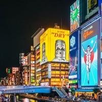 2人出行  日本航空 上海直飞日本大阪机票