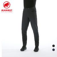 MAMMUT 猛犸象 男士弹力透气耐磨软壳长裤