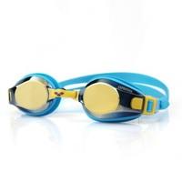 arena 阿瑞娜 AGG-361MJ 儿童炫彩镀膜游泳镜 蓝色