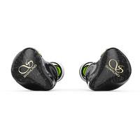 SHANLING 山灵 ME700 耳机 入耳式 可换线 黑色