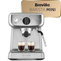 Breville 铂富 Barista Mini VCF125X 半自动咖啡机