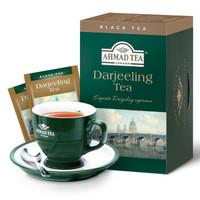 AHMAD 亚曼 TEA印度大吉岭红茶 2g*20包