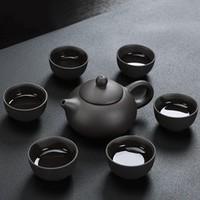 辉跃  功夫茶具套装 1个壶+6个茶杯