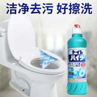 花王(KAO) 马桶清洁剂洁厕液500ml免擦洗洁厕剂 日本进口洁厕灵