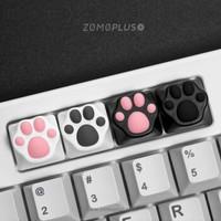 zomo 猫爪 个性机械键盘键帽 四件套