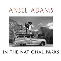Little, Brown and Company 安塞尔亚当斯在**公园 英文原版 Ansel Adams in the Nation (精装、非套装)
