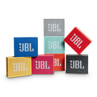 JBL GO 金砖无线蓝牙音箱重低音小音响 家用便携式户外迷你低音炮