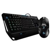 Logitech 罗技 G903 无线鼠标 + G910 机械键盘 键鼠套装