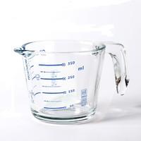 锐普顿 牛奶杯刻度杯 350ml