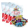 KDV 酸奶威化牛奶糖 5种口味巧克力糖果混合装  500g*3袋