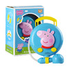 小猪佩奇 宝宝洗澡电动花洒 儿童沐浴戏水喷水循环出水小孩婴儿边玩边洗澡的趣味玩具