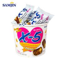 SAMJIN 三进 x-5巧克力棒礼盒 266g/14支