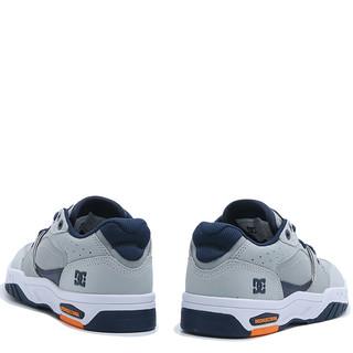 DC SHOES ADYS100473-GN2 男款防滑耐磨运动休闲鞋 灰夹色 41