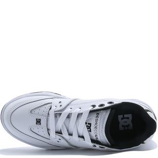 DC SHOES ADYS100473-WBK 男士板鞋 白夹色-WBK 42