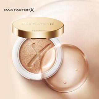 蜜丝佛陀(Max Factor)奇幻水漾焕亮气垫霜 20g 自然色