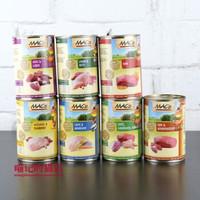 德国迈格仕Mac's猫咪主食猫罐头400g 成猫幼猫肉罐湿粮 小牛肉火鸡(817) 6个月以上