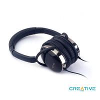 Creative/创新 Aurvana Live!生物振膜头戴式耳机 可做直播监听