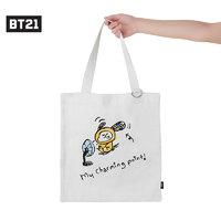 BT21  环保购物袋可爱便捷旅行多功能环保材质收纳袋LINE FRIENDS