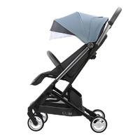 gubi婴儿推车可坐可躺轻便伞车折叠便携式儿童车遛娃避震宝宝推车