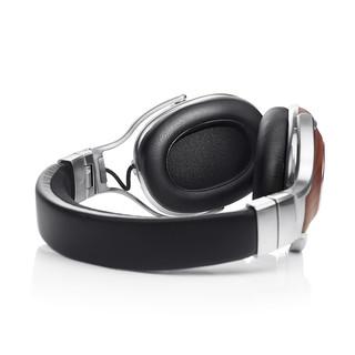 Denon/天龙 AH-MM400头戴便携换线HIFI随身直推发烧线控木碗耳机