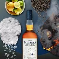 TALISKER 泰斯卡 Talisker泰斯卡10年单一麦芽纯麦苏格兰威士忌酒