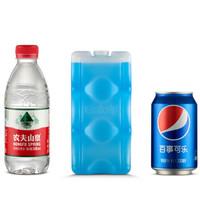 爱斯基 ESKY 保温箱冰袋冰板 冰晶盒制冷直板蓝冰 冷藏冰板 350ML冰板