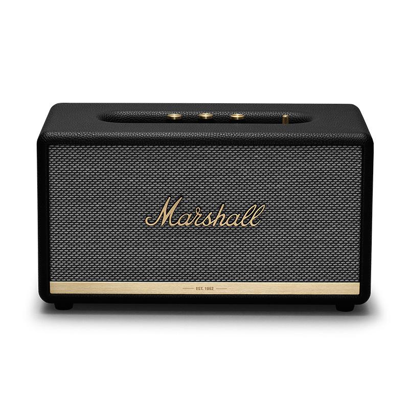 Marshall 马歇尔 STANMORE II 无线蓝牙音箱 黑色