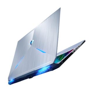 机械师F117-V D1九代i7游戏本RTX2060 6G独显笔记本电脑英寸全面屏144HZ电竞屏 竞速版9代i7/8G/512G倍音速固态+1T