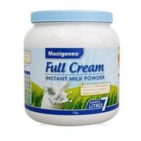 百亿补贴:Maxigenes 美可卓  全脂成人奶粉 1Kg