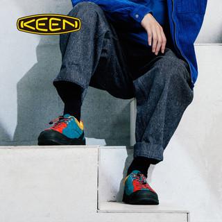 KEEN jasper rocks徒步旅行登山鞋男女情侣款防滑舒适保暖1018895