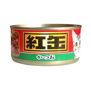 进口日预热,99元任选10件  AIXIA 宠物 猫罐头 红罐红缶 170g