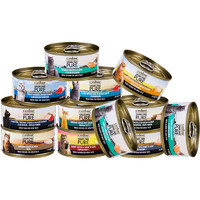 CANIDAE 卡比 天然无谷主食罐猫咪零食猫湿粮成幼猫70g*24罐