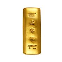 GS 高赛尔 投资金条足金9999纯金2盎司