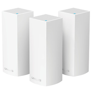 LINKSYS 领势 VELOP AC6600 三频Mesh智能分布式路由器 wifi