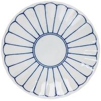 美浓烧5.0英寸日式简约轻复古家用日本瓷器单个陶瓷圆形酱料浅碗