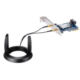 24日0点 : ASUS 华硕 PCE-AC58BT 双频2100M 蓝牙5.0网卡