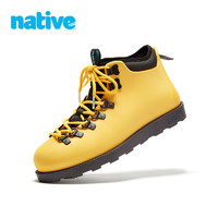 native shoes马丁靴女新款Fitzsimmons2.0系列可乐鞋工装马丁靴男
