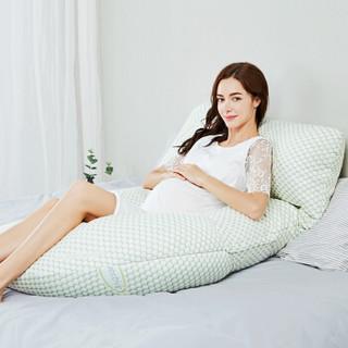 爱孕(iyun)孕妇枕侧卧枕u型枕