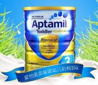 Aptamil 澳洲爱他美  金装 婴幼儿奶粉 3段 900g 2罐装