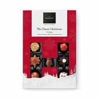 酒店巧克力经典圣诞节 H-Box 160g