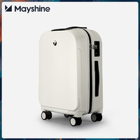 MAYSHINE  G12B80 美炫行李箱指纹解锁拉杆箱智能登机箱 20寸