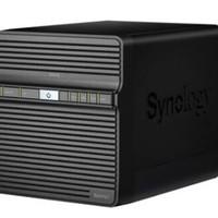 Synology 群晖 酷狼 DS418j 网络存储器 2T*4