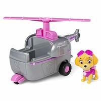 PAW Patrol 狗狗巡逻队 汪汪队 Skye's Helicopter 玩具