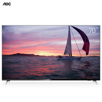 AOC 冠捷  70I3 70英寸 4K 液晶电视